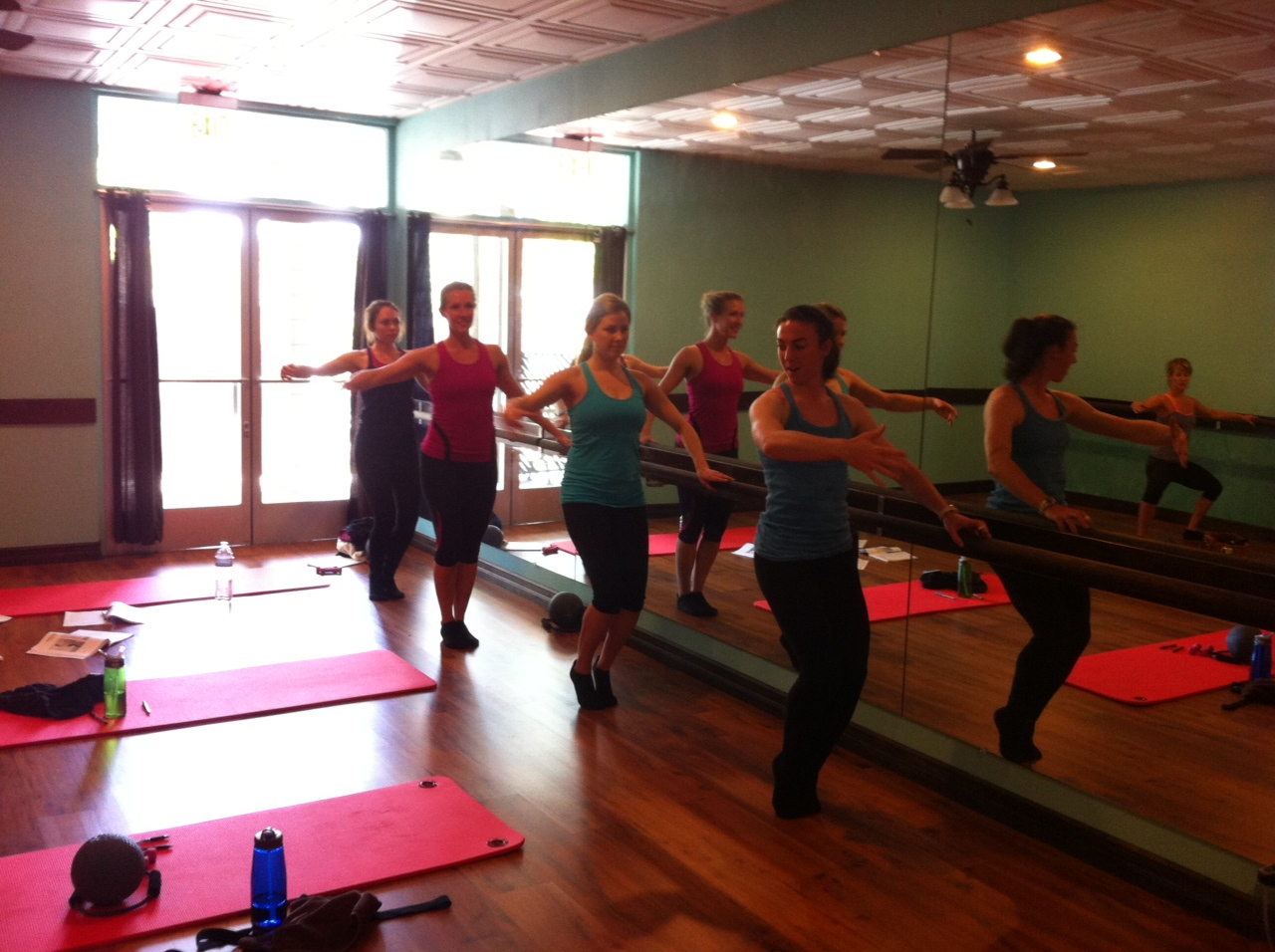 Xtend Barre Instructor Training Shaped For Fitness