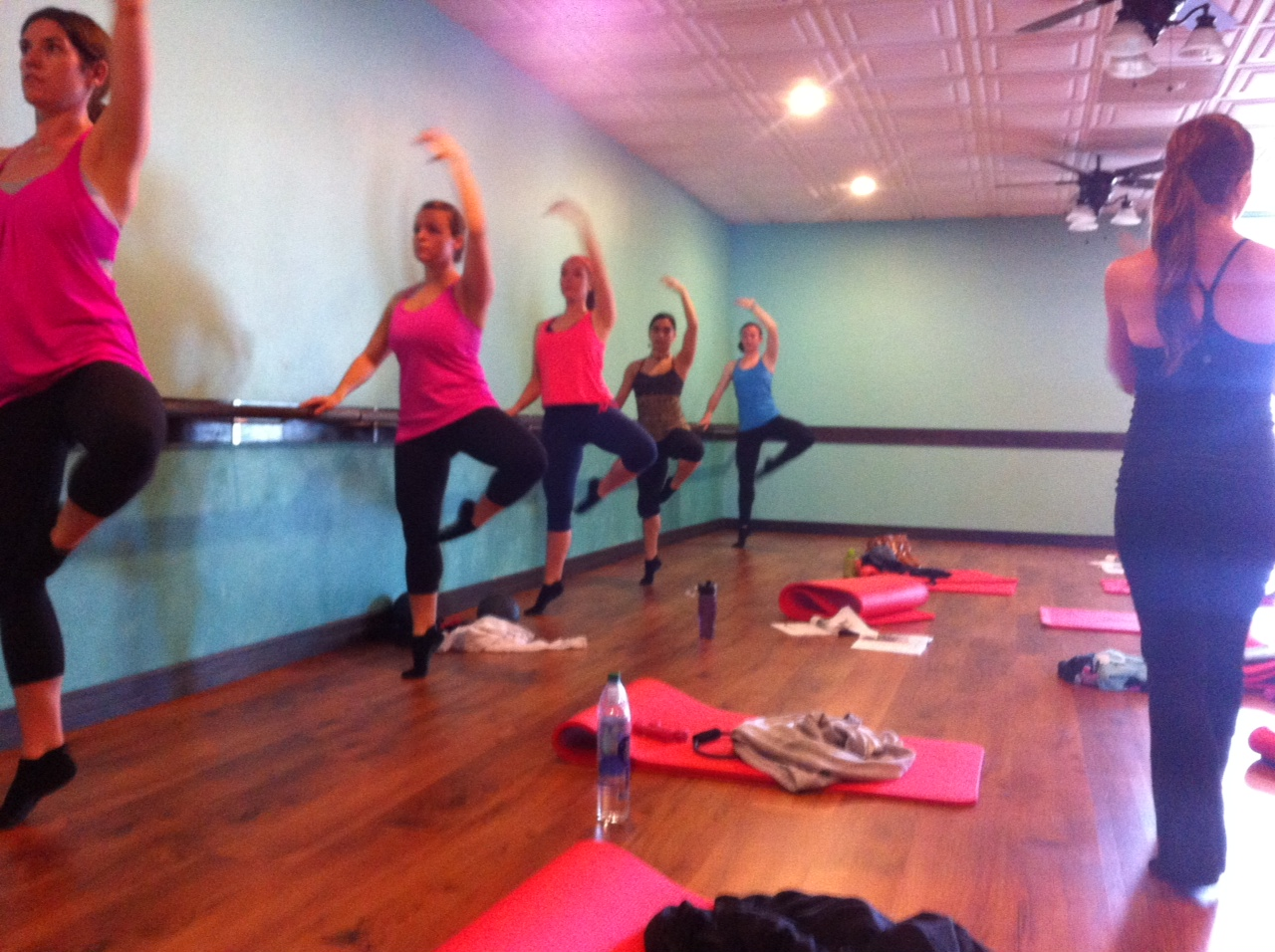 Xtend barre instructor training shaped for fitness the xflitez Gallery