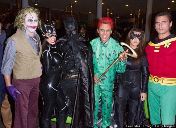 Kim Kardashian Halloween Birthday Bash At LIV Nightclub