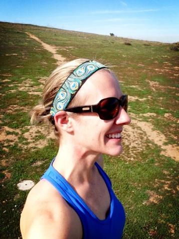 hiking sun