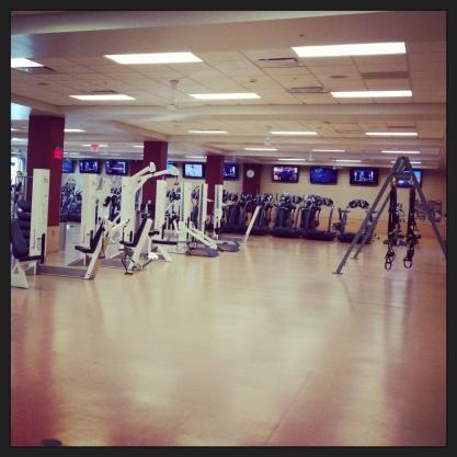 UCI gym