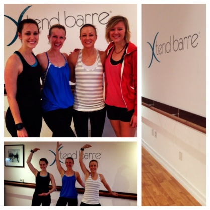 Xtend Barre friends